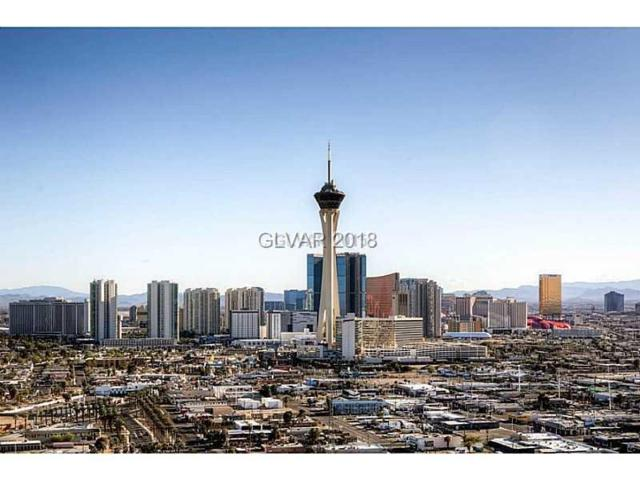 200 E Hoover #907, Las Vegas, NV 89101 (MLS #1994660) :: The Snyder Group at Keller Williams Realty Las Vegas