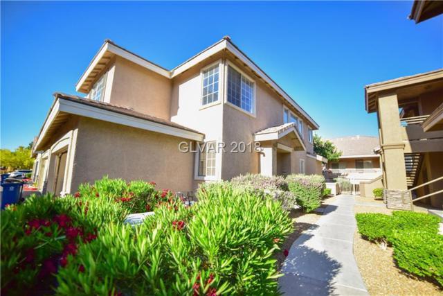 9901 Trailwood #1096, Las Vegas, NV 89134 (MLS #1994740) :: The Snyder Group at Keller Williams Realty Las Vegas