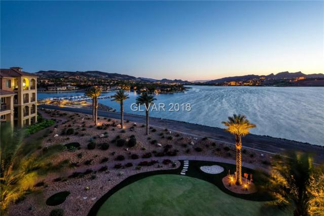 30 Via Mantova #403, Henderson, NV 89011 (MLS #1995010) :: Trish Nash Team
