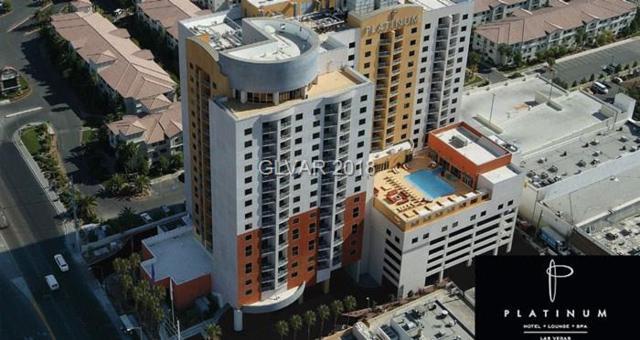 211 E Flamingo #1705, Las Vegas, NV 89169 (MLS #1995063) :: Vestuto Realty Group