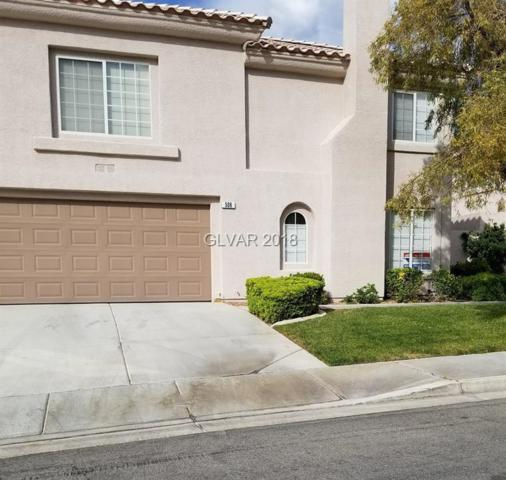 506 Recognition, Henderson, NV 89052 (MLS #1995143) :: Signature Real Estate Group