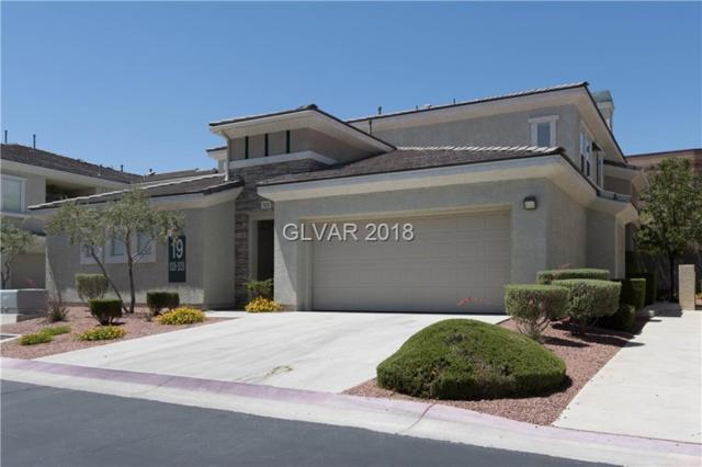 10809 Garden Mist #2026, Las Vegas, NV 89135 (MLS #1995202) :: The Snyder Group at Keller Williams Realty Las Vegas