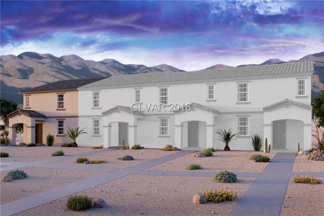 4569 Pencester Lot 247, Las Vegas, NV 89115 (MLS #1995272) :: Sennes Squier Realty Group