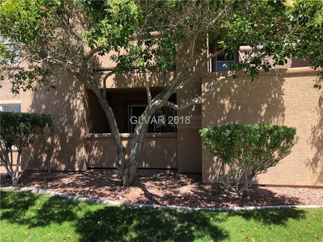8101 Flamingo Road #1073, Las Vegas, NV 89147 (MLS #1995324) :: The Shear Team