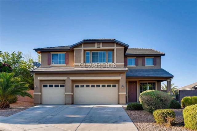 10916 Maryville, Las Vegas, NV 89144 (MLS #1995366) :: Signature Real Estate Group