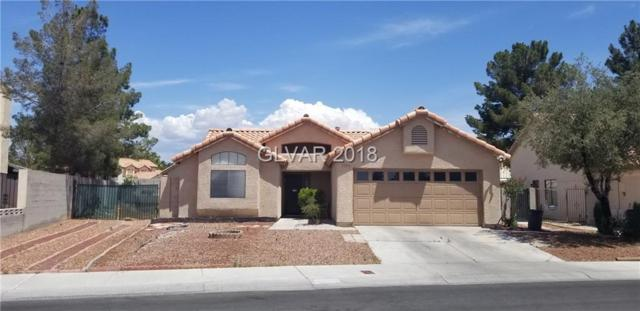 5104 Regal Spruce, Las Vegas, NV 89130 (MLS #1995526) :: Signature Real Estate Group