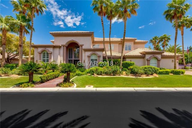 2100 Strada Mia, Las Vegas, NV 89117 (MLS #1995707) :: The Snyder Group at Keller Williams Realty Las Vegas