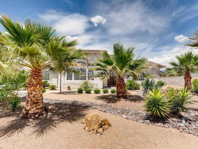 1050 W Amarillo, Pahrump, NV 89041 (MLS #1995716) :: The Snyder Group at Keller Williams Realty Las Vegas