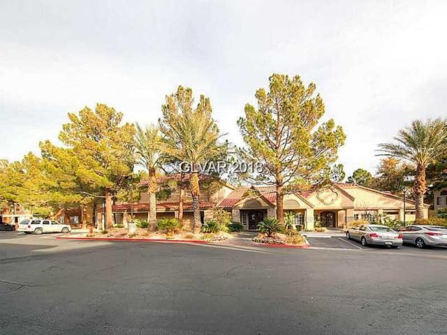 2200 S Fort Apache #1091, Las Vegas, NV 89117 (MLS #1995718) :: Signature Real Estate Group