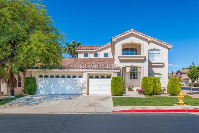 1308 Echo Creek, Henderson, NV 89052 (MLS #1995838) :: The Snyder Group at Keller Williams Realty Las Vegas