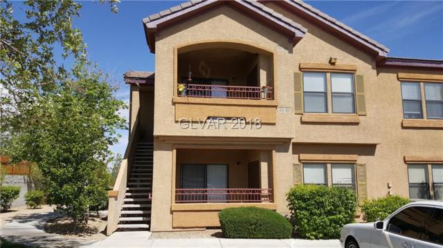 8250 N Grand Canyon #1108, Las Vegas, NV 89166 (MLS #1995954) :: Trish Nash Team