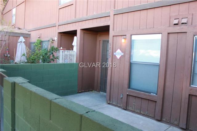 5879 Laredo, Las Vegas, NV 89146 (MLS #1996826) :: Sennes Squier Realty Group