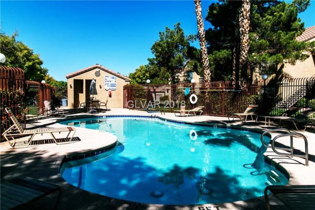 2300 Silverado Ranch #1022, Las Vegas, NV 89123 (MLS #1997008) :: Trish Nash Team