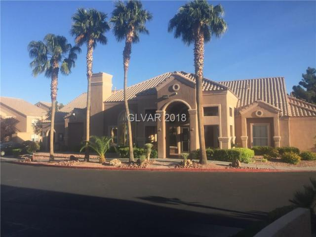 8101 W Flamingo #2054, Las Vegas, NV 89147 (MLS #1997047) :: Signature Real Estate Group