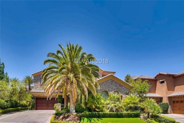 4136 Villa Rafael, Las Vegas, NV 89141 (MLS #1997336) :: The Machat Group | Five Doors Real Estate