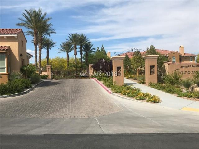 11865 Tevare #1078, Las Vegas, NV 89138 (MLS #1997954) :: Trish Nash Team