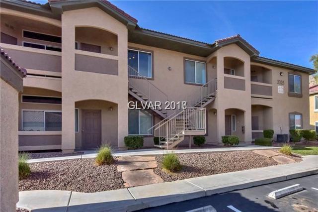 3325 Cactus Shadow #104, Las Vegas, NV 89129 (MLS #1998004) :: Trish Nash Team