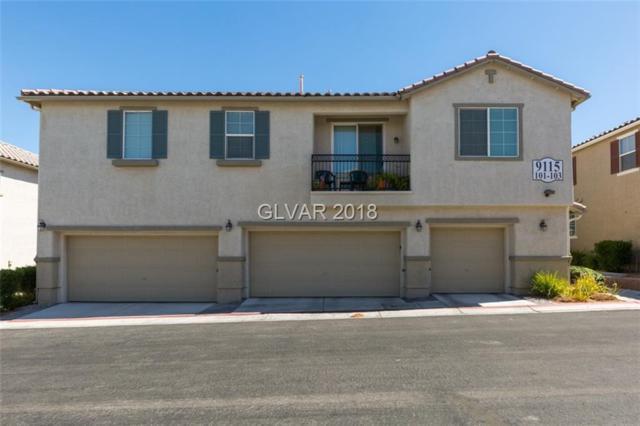 9115 Alpine Grove #102, Las Vegas, NV 89149 (MLS #1998876) :: Trish Nash Team