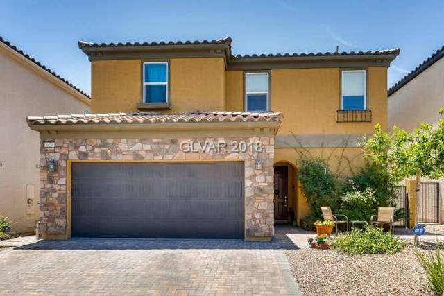 629 Wounded Star, Las Vegas, NV 89178 (MLS #1999019) :: Realty ONE Group