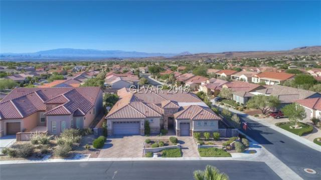 2292 Rosendale Village, Henderson, NV 89052 (MLS #1999139) :: The Snyder Group at Keller Williams Realty Las Vegas