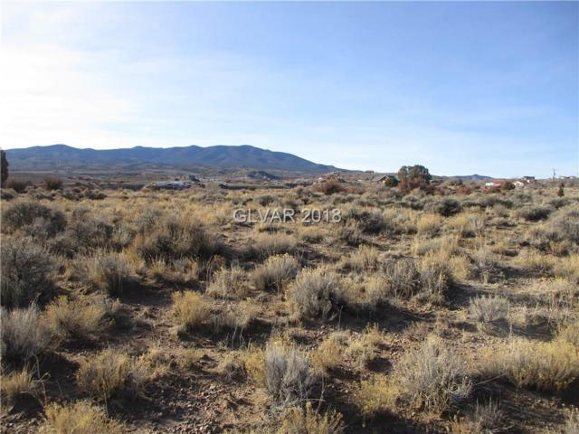 Truman Ln, Caliente, NV 89008 (MLS #1999163) :: Trish Nash Team