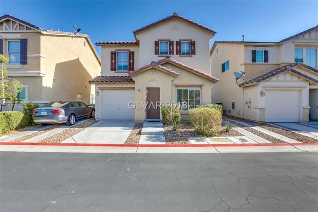 662 Columbia Pike, Las Vegas, NV 89183 (MLS #1999257) :: Realty ONE Group