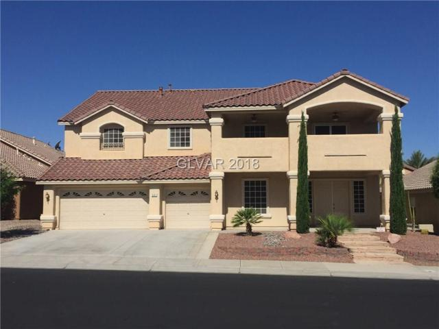 501 Calendula, Henderson, NV 89052 (MLS #1999573) :: The Snyder Group at Keller Williams Marketplace One