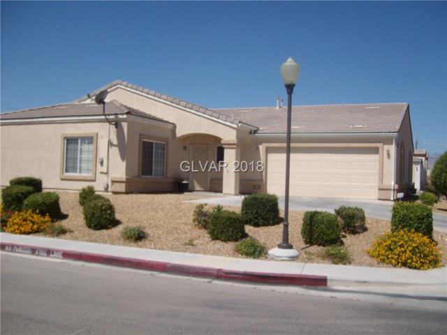 4713 Guma, North Las Vegas, NV 89031 (MLS #1999619) :: Sennes Squier Realty Group