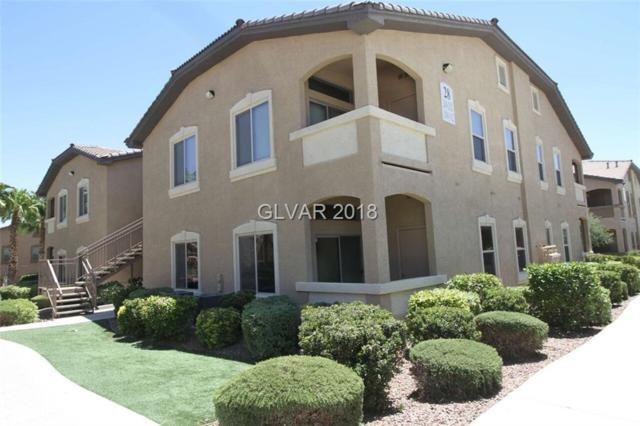 8985 Durango #1110, Las Vegas, NV 89148 (MLS #1999712) :: Trish Nash Team