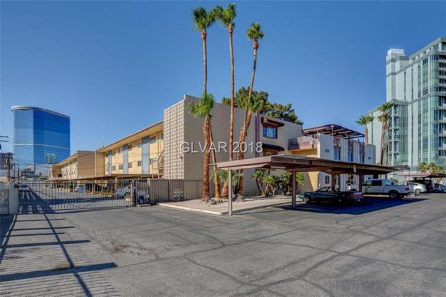 356 Desert Inn #115, Las Vegas, NV 89109 (MLS #1999774) :: Trish Nash Team