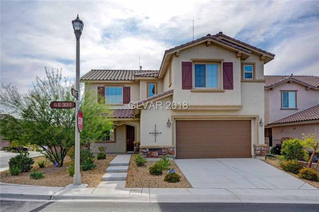 841 Via Del Cerchi, Henderson, NV 89011 (MLS #1999901) :: Vestuto Realty Group