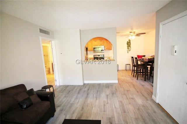 1515 Reno A107, Las Vegas, NV 89119 (MLS #2000023) :: Signature Real Estate Group