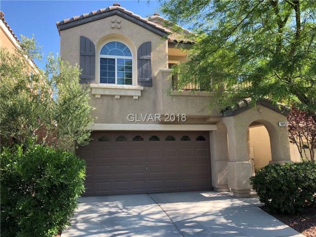 10252 Headrick, Las Vegas, NV 89166 (MLS #2000310) :: Signature Real Estate Group