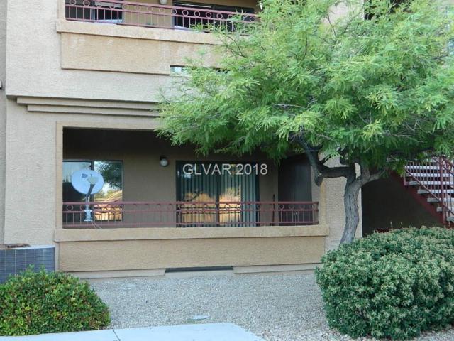 8250 Grand Canyon #1043, Las Vegas, NV 89166 (MLS #2001573) :: Signature Real Estate Group