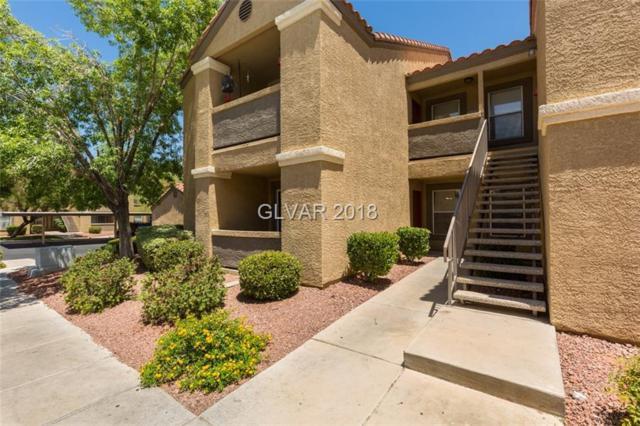 2300 E Silverado Ranch #1049, Las Vegas, NV 89123 (MLS #2001818) :: Trish Nash Team