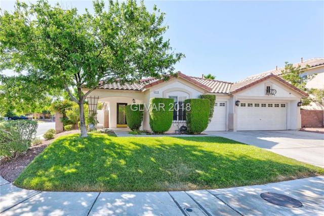 318 Carolwood, Henderson, NV 89074 (MLS #2001901) :: Signature Real Estate Group