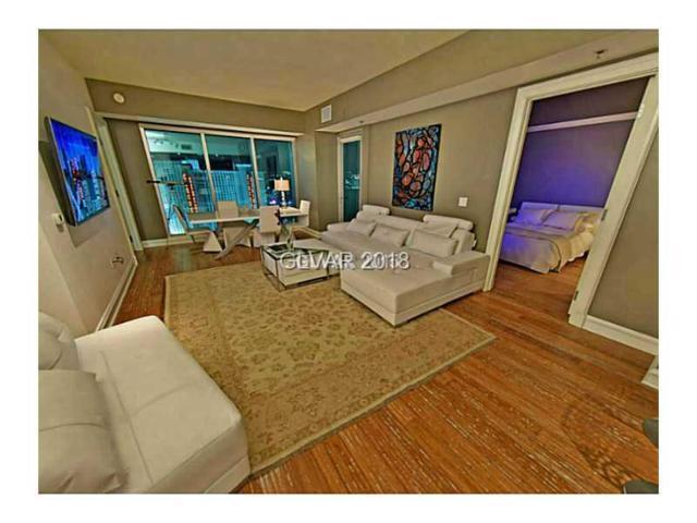 2700 S Las Vegas Bl #2601, Las Vegas, NV 89109 (MLS #2002004) :: Trish Nash Team