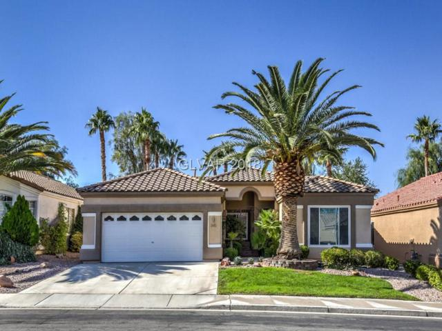 345 Lingering, Henderson, NV 89012 (MLS #2002024) :: Realty ONE Group