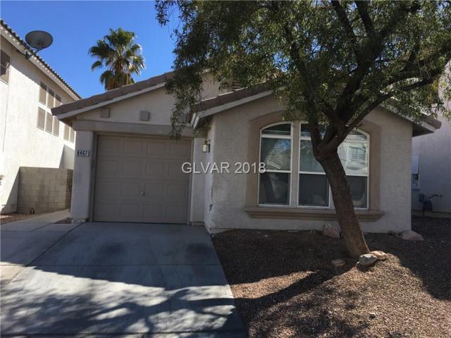 8467 Opal Splendor Avenue, Las Vegas, NV 89147 (MLS #2002109) :: Signature Real Estate Group