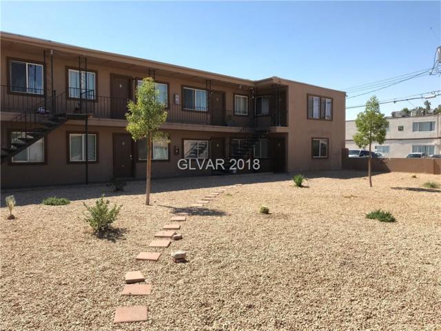 4168 Silver Dollar #5, Las Vegas, NV 89102 (MLS #2002131) :: Sennes Squier Realty Group