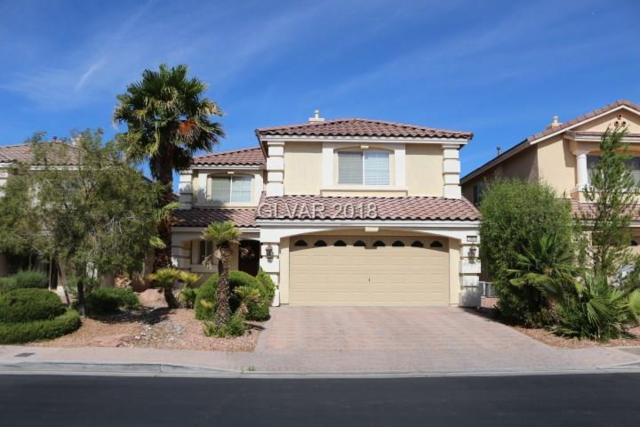 10903 Carberry Hill, Las Vegas, NV 89141 (MLS #2002413) :: The Snyder Group at Keller Williams Realty Las Vegas