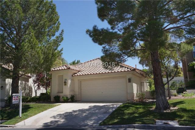 1320 Elk River, Las Vegas, NV 89134 (MLS #2002430) :: Sennes Squier Realty Group