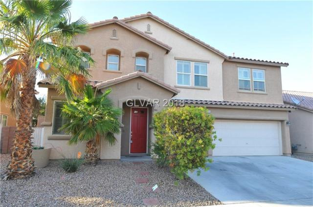 2120 Mistle Thrush, North Las Vegas, NV 89084 (MLS #2002442) :: Realty ONE Group
