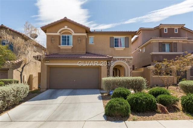 7853 Limestone  Arch, Las Vegas, NV 89178 (MLS #2002474) :: Signature Real Estate Group