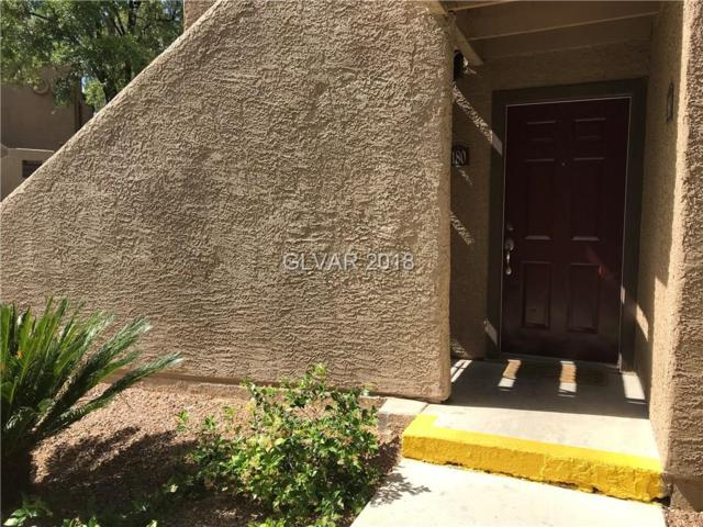 9325 Desert Inn #180, Las Vegas, NV 89117 (MLS #2002548) :: Trish Nash Team
