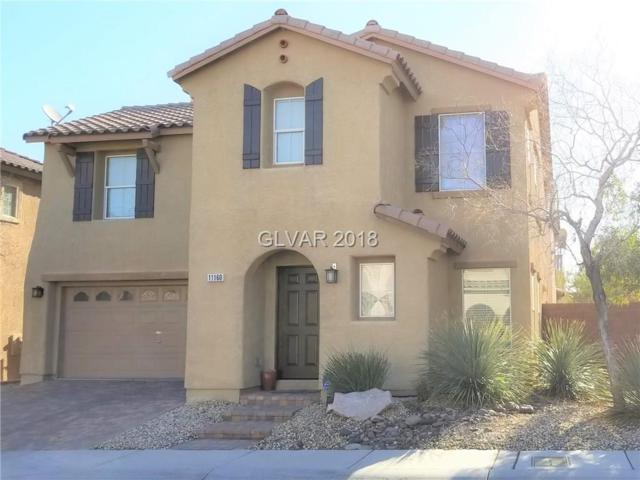 11160 Saddle Iron, Las Vegas, NV 89179 (MLS #2002704) :: Signature Real Estate Group