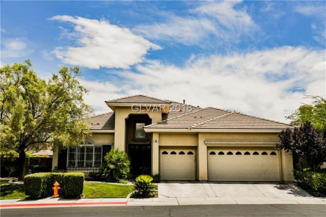 100 Buteo Woods, Las Vegas, NV 89144 (MLS #2002985) :: Signature Real Estate Group