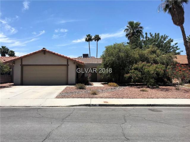 2411 La Estrella, Henderson, NV 89014 (MLS #2003033) :: Signature Real Estate Group