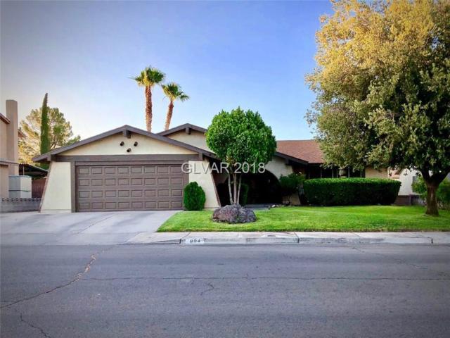 894 Dianne, Boulder City, NV 89005 (MLS #2003189) :: Signature Real Estate Group