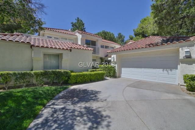 6977 Emerald Springs, Las Vegas, NV 89113 (MLS #2003247) :: Sennes Squier Realty Group